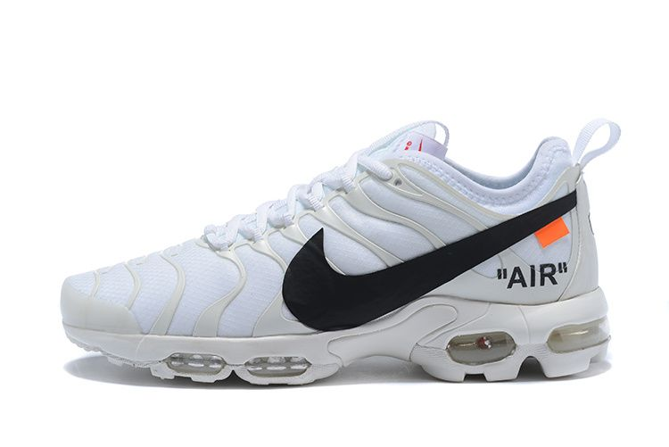 Nike x OFF WHITE Air Max Plus Tn Ultra Mens and Womens Shoes