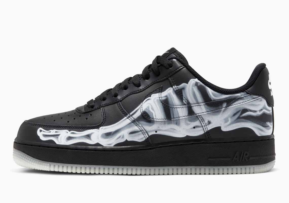 Nike Air Force 1 Skeleton Men's Shoe
