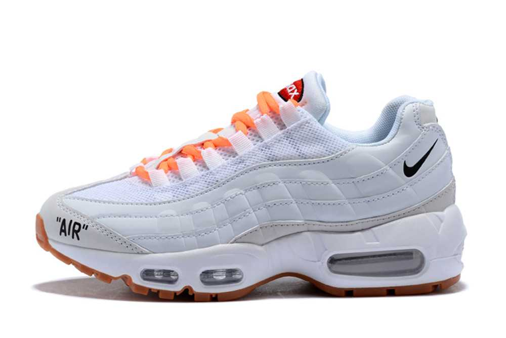 Nike x OFF WHITE Air Max 95 Mens and Womens Shoes