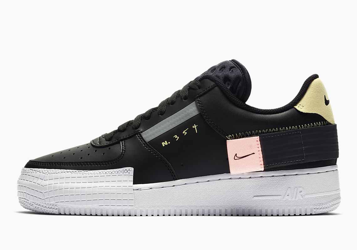 Nike Air Force 1 Type Men's and Women's Shoes