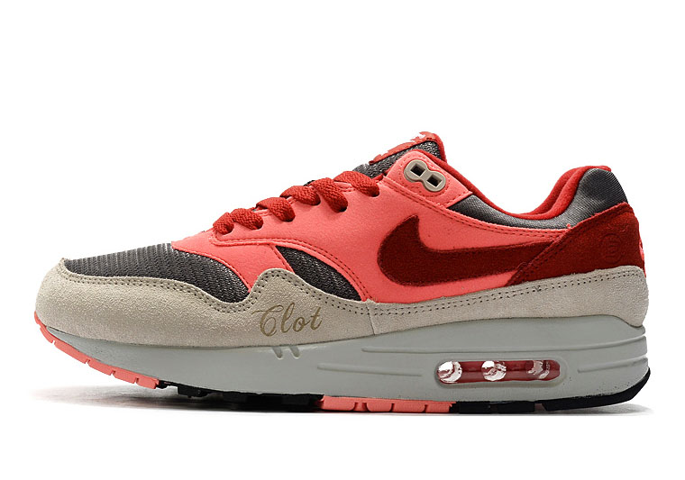 CLOT x Nike Air Max 1 SP Men's and Women's Shoes